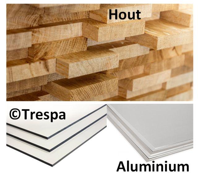 Dakkapellen Offertes - Mogelijke materiaaluitvoeringen van dakkapellen
